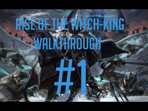 [HD] the Rise of the Witch-King campaign - mission 1