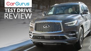 2019 INFINITI QX80 | CarGurus Test Drive Review
