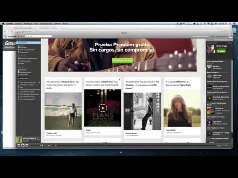 DESCARGAR Musica de SPOTIFY [SIN PROGRAMAS] MAYO 2014 Grooveshark ⎟MENOS DE 3 MINUTOS