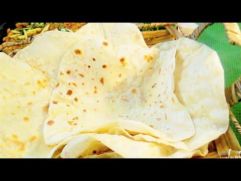 Rumali roty/rumali roty malayalam recipe/soft homemade rumali roty