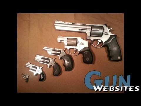 Smallest Revolver in the World ??