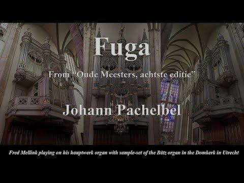 Иоганн Пахельбель - Fugue Duo