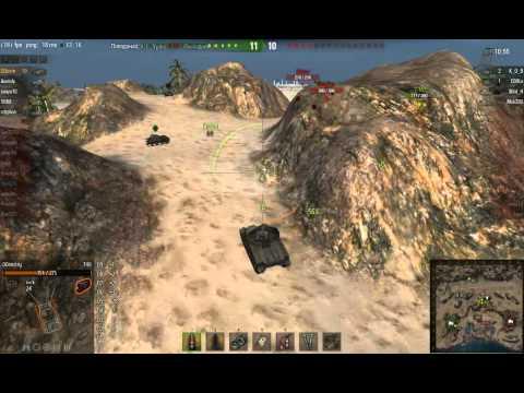 Т40 - 14 фрагов - Лучшие реплеи World of Tanks