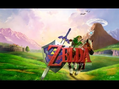Koji Kondo - The Legend Of Zelda Ocarina Of Time Lon Lon Farm Eponas Song