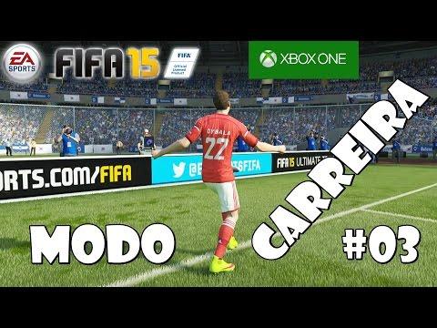 FIFA 15 - Modo Carreira 3Z Temp. - DYBALA! Guardem Este Nome! 03 Xbox One