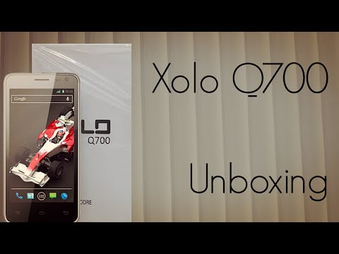 Xolo Q700 Unboxing Overview Camera Browsing Youtube Playback Demo - PhoneRadar