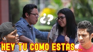 Sketch Engasado | Hey tu como estas...