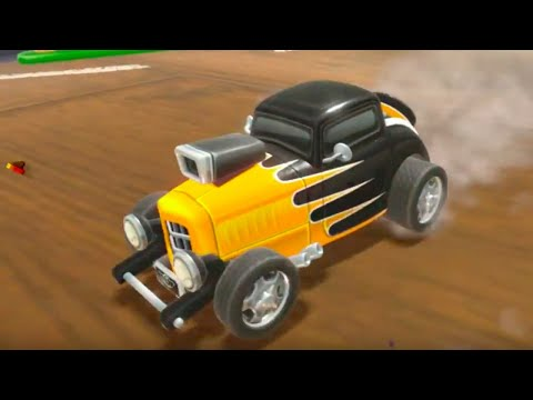 Micro Machines World Series Official Launch Trailer