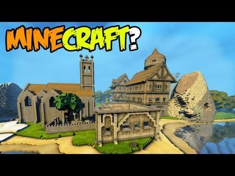 Minecraft com Melhores Gráficos?! - Blockscape