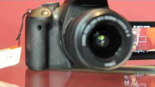 Canon EOS Rebel T3i Unboxing And Review