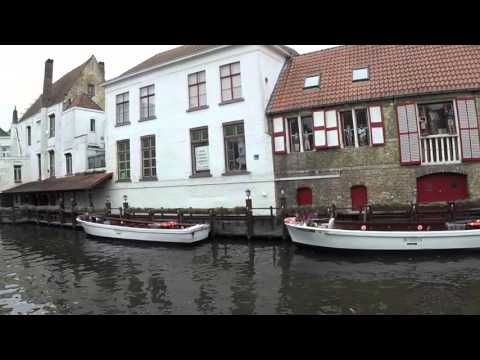 Souvenir: Brugge, Waffles, Chocolate, and Beer