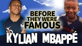 KYLIAN MBAPPE | Before They Were Famous | France World Cup Champion