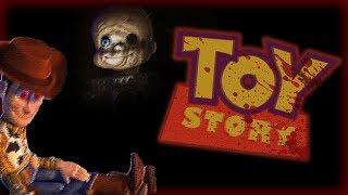 Toy Story Trailer - Horror Edition