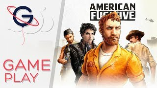 AMERICAN FUGITIVE - Gameplay FR