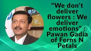 We don t deliver flowers   We deliver