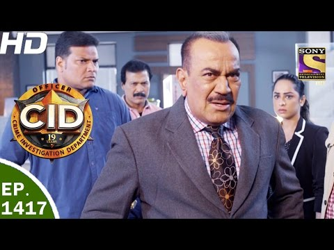 CID - Ep 1417 - Aakhiri Suraag - 16th Apr, 2017 thumbnail