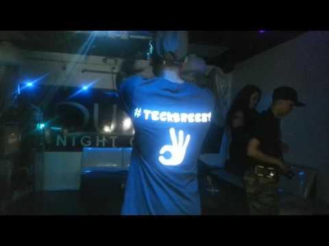 Teck Breezy Live Performance (Dubai Night Club)