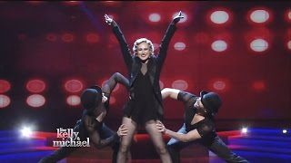 Rumer Willis - Cast Of Chicago Performs 'Me & My Baby' (Kelly & Michael)