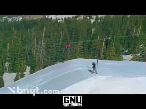 Danny Kass Gnu Shred Vid Video