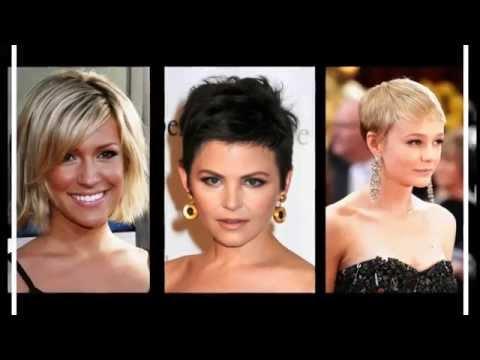 Krótkie Fryzury Dla Kobiet
