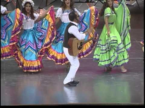 """Luis Pastor en Miss Nicaragua 2012 """"Como te quiero Nicaragua"""""""