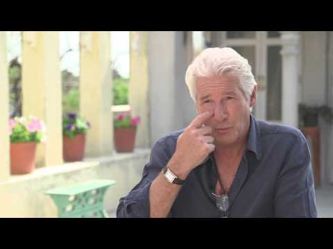 The Second Best Exotic Marigold Hotel: Richard Gere