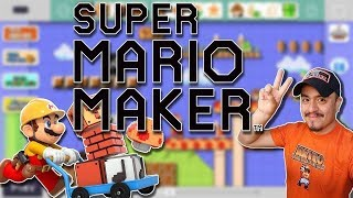 Playing Viewer Levels - Mario Maker