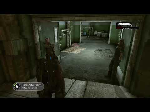 Gears of War 3 | Huevo de Pascua, Rap de Prescott