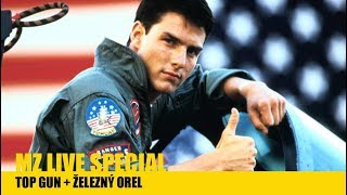 MovieZone Live Speciál: Top Gun