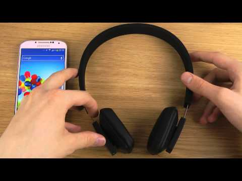 Samsung Galaxy S4 - Cool Wireless Bluetooth Stereo Headphones Mivizu Review