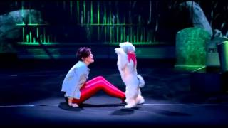 Ashleigh & Pudsey - Thriller Routine (Britain