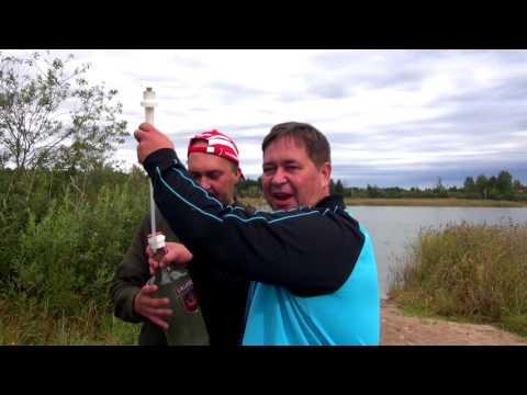 рыбалка на вселуге летом видео