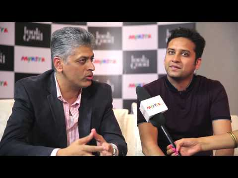 WHERE FASHION MEETS BUSINESS @ BFW 2014, WITH FLIPKART'S BINNY BANSAL