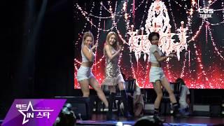 [팩트4K직캠] 청하(CHUNG HA) - Hands on Me IN 청하 쇼케이스