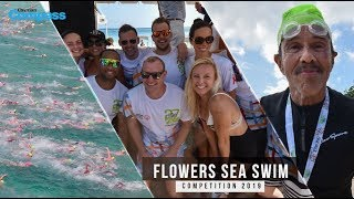 Hundreds turn out for Flowers Sea Swim