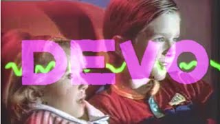 Watch Devo The Satisfied Mind video