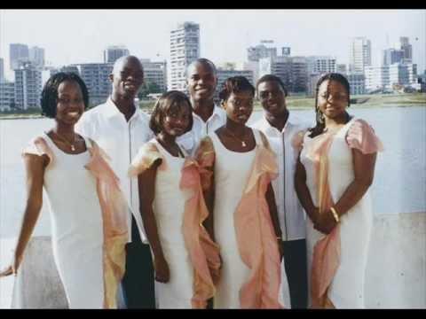 Louange ivoirienne SYMPHONY Je suis acquis