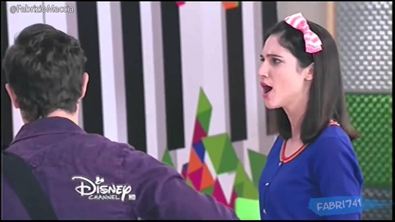 Violetta 3 Diego, Fran y Vilu