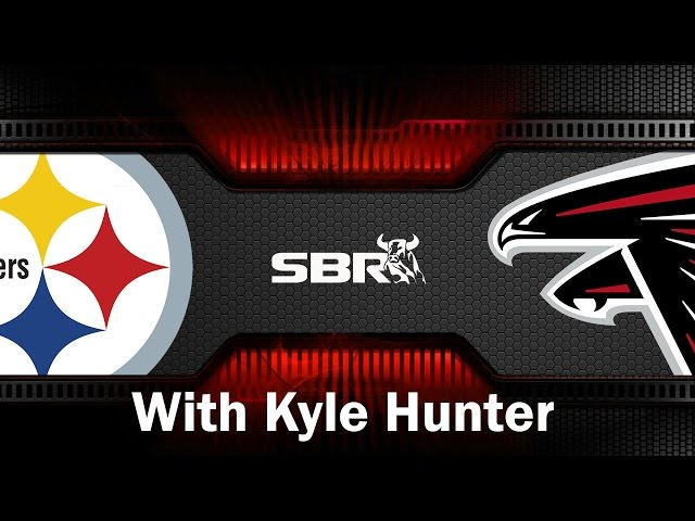Pittsburgh Steelers vs Atlanta Falcons Preview NFL Picks Week 15 w/ Kyle Hunter, Loshak