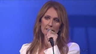 Celine Dion Encore Un Soir Live Montreal 31 7 2016