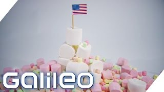 Neue Marshmallow-Kreationen | Galileo Lunch Break