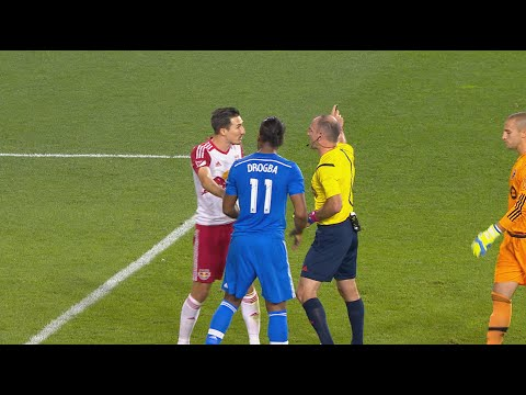 Drogba's mind games psych out Sacha Kljestan