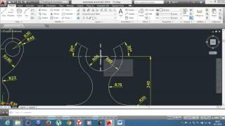 17-)UYGULAMA 7 (Makine) / AutoCAD Education /