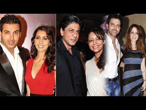 Bollywood Stars and their wifes, Bollywood Stars and their crazy fans!