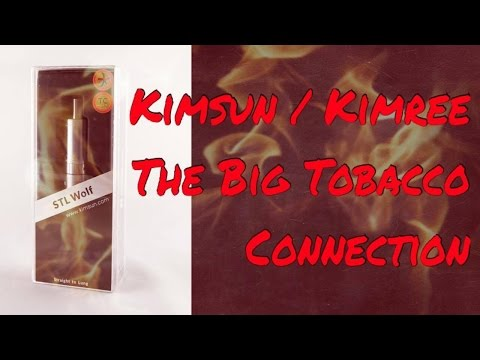 Kimsun / Kimree The Big Tobacco Connection