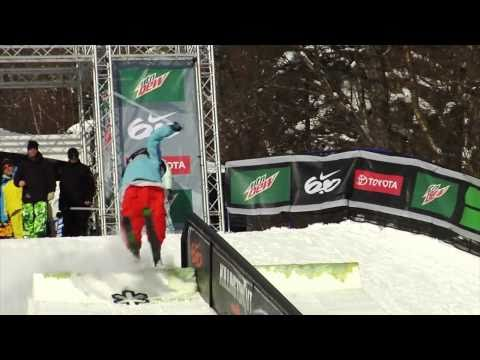 Winter Dew Tour - Event Recap from Killington, VT - Snowboard, Freeski