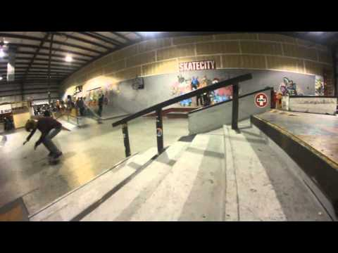 JOEY,JOSH & ANTONIO-QUICK CLIPS-THE OLD SKATECITY