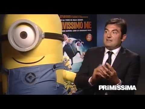Intervista a Max Giusti doppiatore di Gru in Cattivissimo Me – Primissima.it