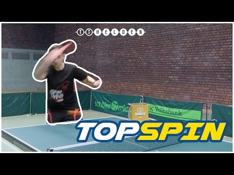 Vorhand Topspin Technik Im Tischtennis Theorie & Erklärung - How To Forehand Loop Table Tennis