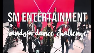 SM ENTERTAINMENT RANDOM DANCE CHALLENGE [EXO, RED VELVET, SNSD, AND MORE]